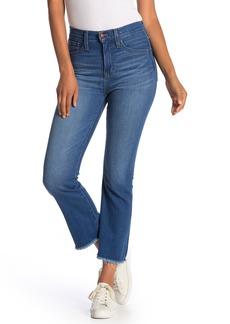 Madewell Cali Demi-Boot Cut Jeans