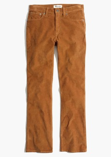 Cali Demi-Boot Jeans in Corduroy