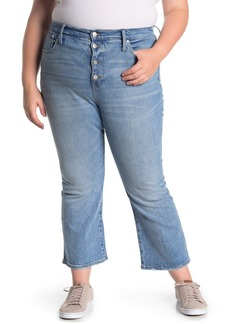 Madewell Cali Demi-Boot Jeans (Plus Size)
