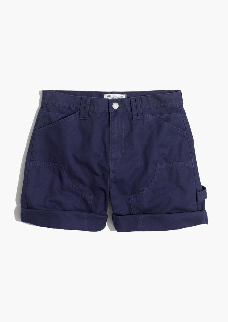 Madewell Carpenter Shorts