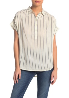 Madewell Central Popover Shirt