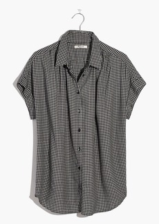 Central Shirt in Haden Plaid
