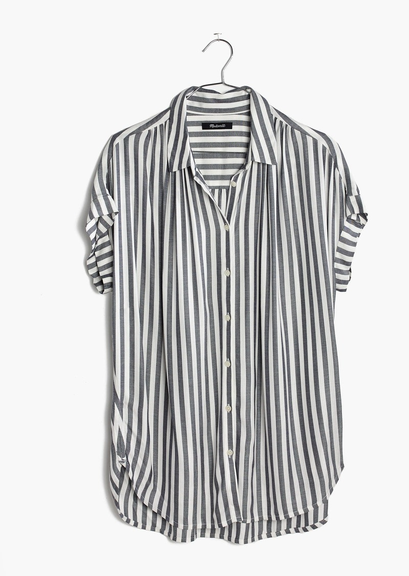 f1884db1 Madewell Central Shirt in Stripe