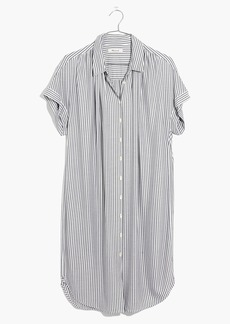 Central Shirtdress in Stripe