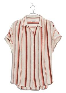 Madewell Central Stripe Shirt