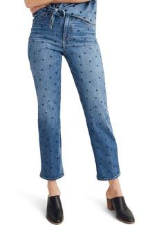 Madewell Classic Straight Leg Jeans (Harwell)
