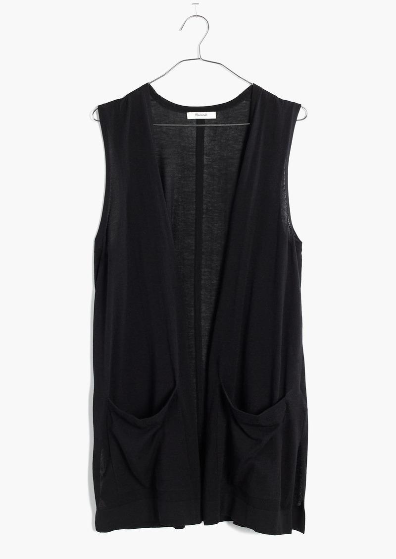 Madewell Coffeehouse Sweater-Vest