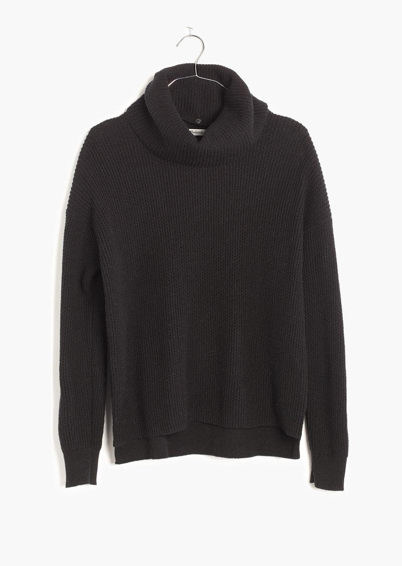 Madewell Convertible Turtleneck Sweater