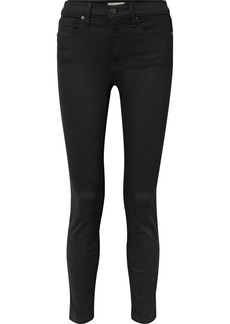 Madewell Cropped High-rise Skinny Jeans
