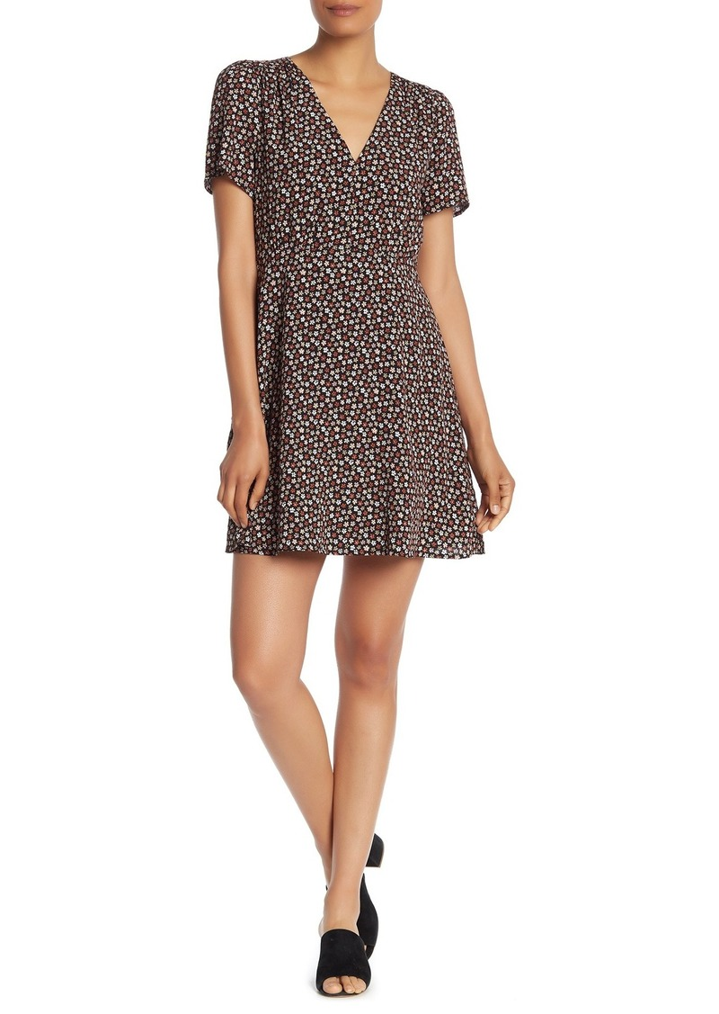 Madewell Dawnflower Mini Dress