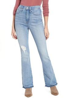 Madewell Decon Skinny Flare Jeans (Regular & Plus Size)