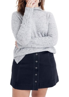 Madewell Donegal Inland Turtleneck Sweater (Regular & Plus Size)
