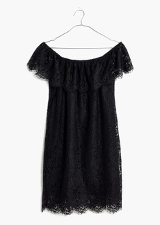 Dusklace Off-the-Shoulder Dress