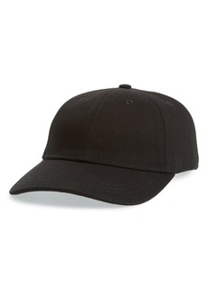 Madewell Embroidered Ciao for Now Canvas Baseball Cap