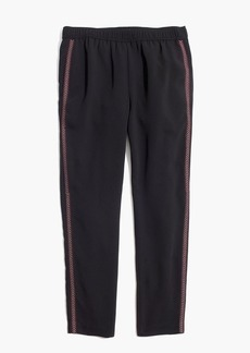 Madewell Embroidered Track Trousers