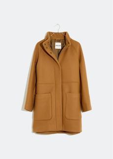 Madewell Estate Cocoon Coat - S