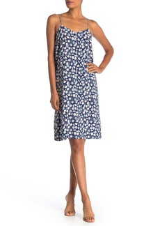 Madewell Floral Cami Slip Dress