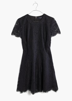 Madewell Floral Lace Dress