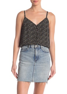 Madewell Floral Print Cami
