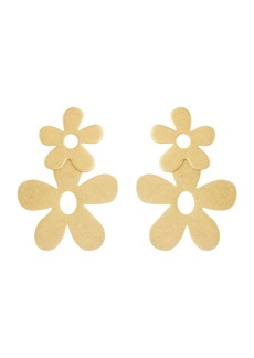 Madewell Flower Power Statement Earrings