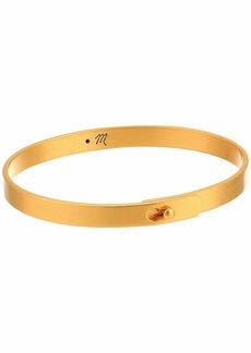 Madewell Glider Bangle Bracelet