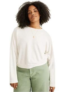 Madewell Hemp Boxy Sweatshirt