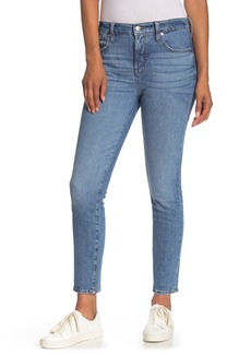 Madewell 9-Inch High Waist Stretch Skinny Jeans (Regina) (Regular & Plus Size)
