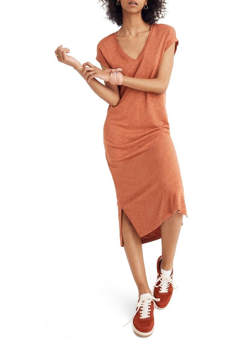 Madewell Horizon Midi Dress