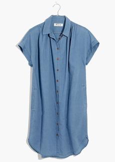 Indigo Central Shirtdress