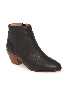 Madewell The Western Leather Boot (Women)