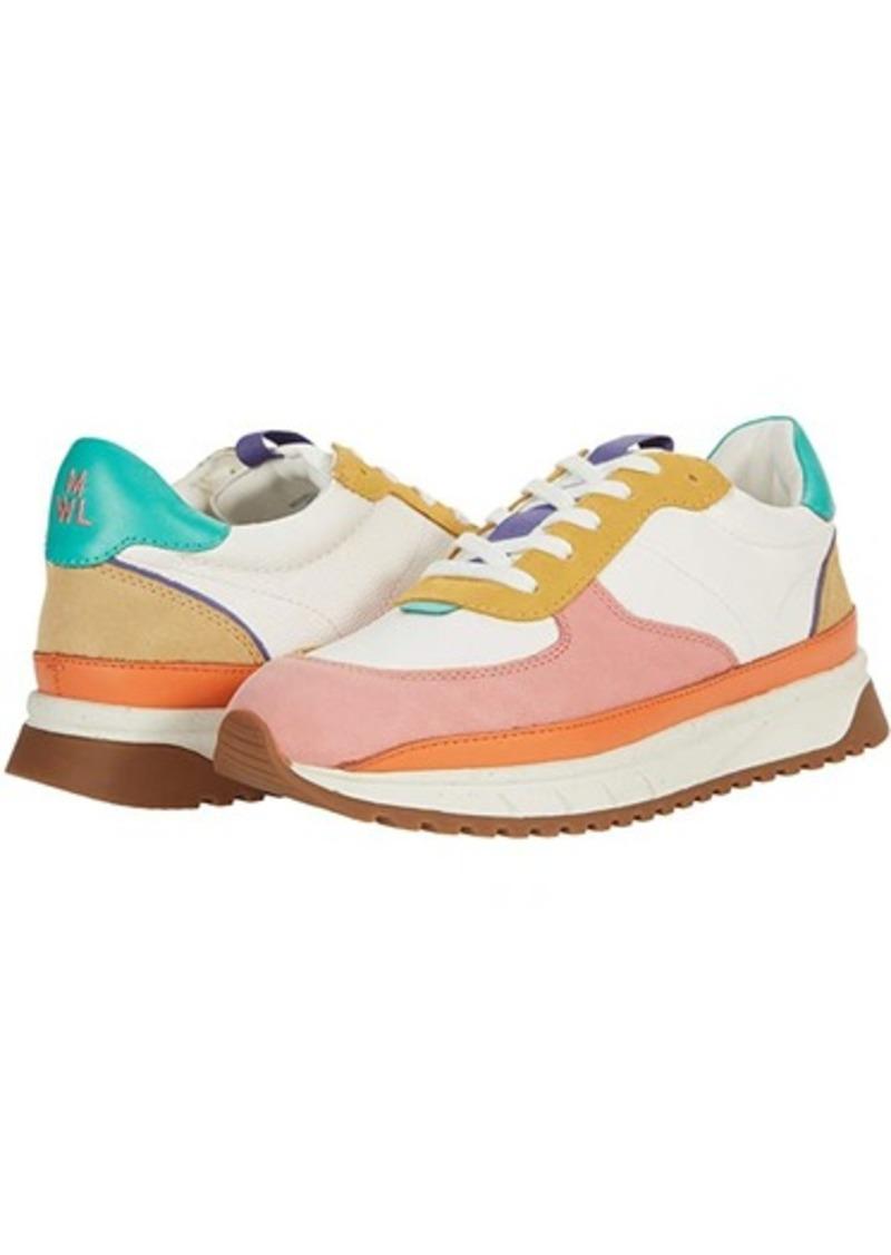 Kickoff Trainer Sneaker in Spring Color-Block