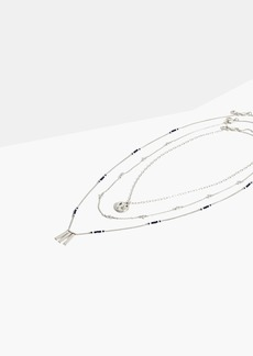 Madewell Leafwhirl Necklace Set