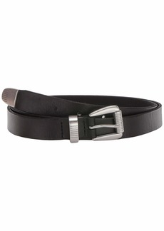 Madewell Leather Three-Piece Belt