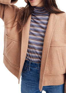 Madewell Lisbon Sweater Jacket