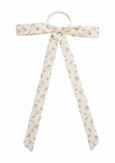 Madewell Long Fabric Tie Hair Elastic