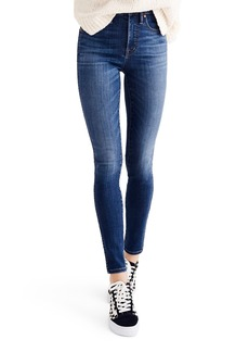 Madewell 10-Inch High-Rise Skinny Jeans (Danny)
