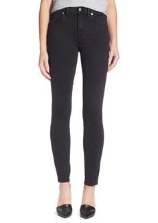 Madewell 10-Inch High Riser Skinny Skinny Jeans (Lunar)