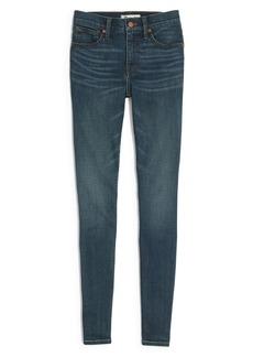 Madewell 10-Inch High Waist Skinny Jeans (Tarren)