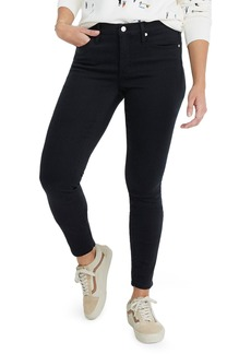 Madewell 9-Inch High Waist Ankle Skinny Jeans: Tencel® Edition (Lunar)
