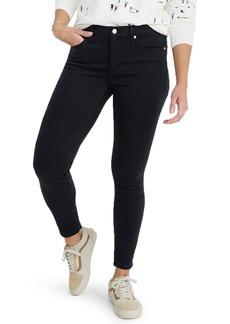 Madewell 9-Inch High Waist Skinny Jeans (Lunar)