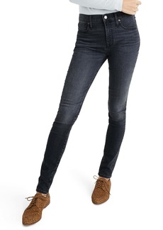 Madewell 9-Inch Skinny Jeans (Clarksville Wash)