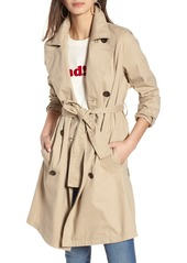 Madewell madewell abroad trench coat abvda39bce1 a
