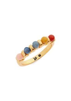 Madewell Acrylic Beaded Ring