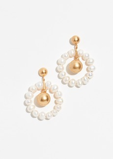 Madewell Agnes Pearl Earrings