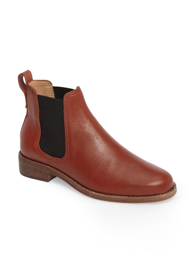 ee2513f65b947 Madewell Madewell The Ainsley Chelsea Boot (Women)