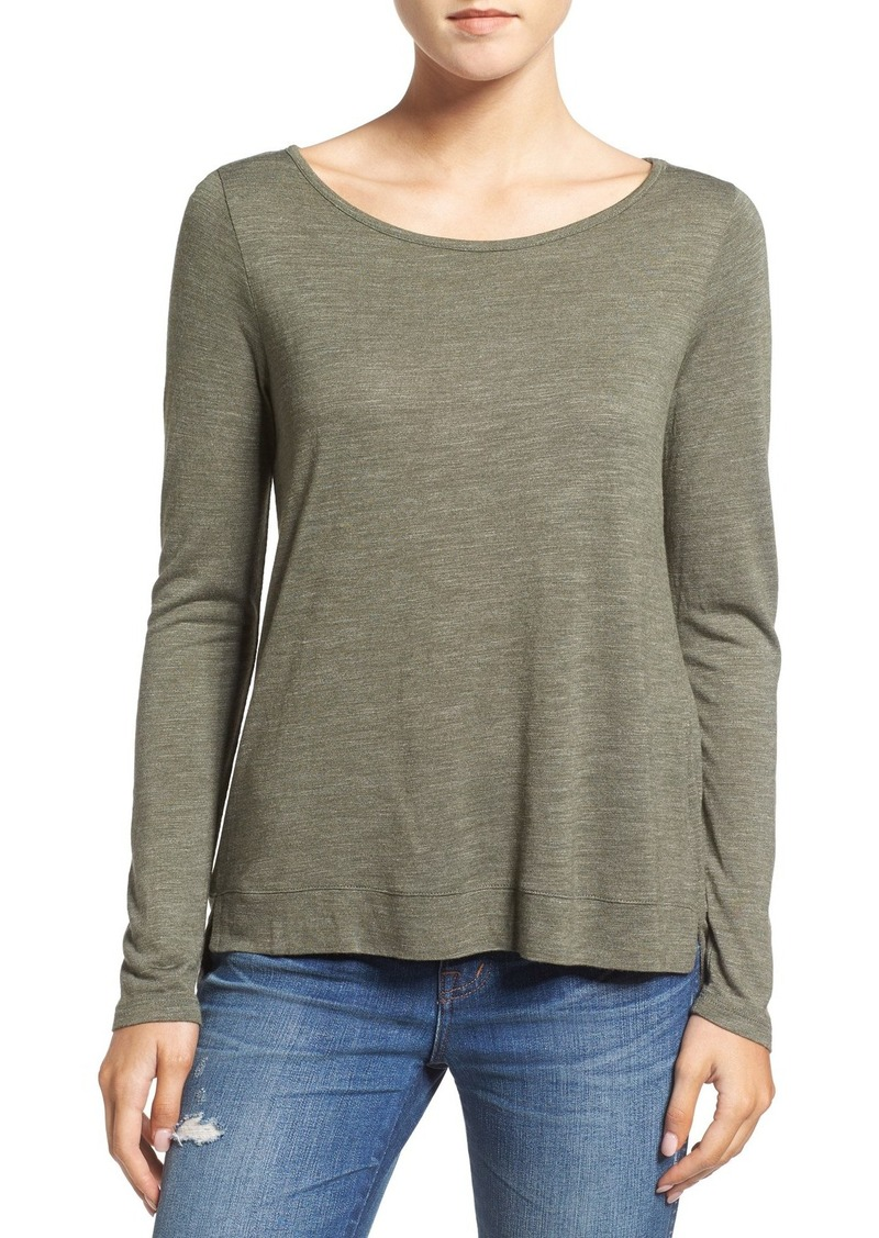 Madewell 'Anthem' Boatneck Tee