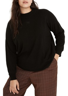 Madewell Ashbury Mock Neck Sweater