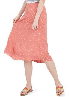Madewell Atrium Midi Skirt