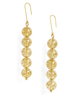 Madewell Ball Drop Earrings