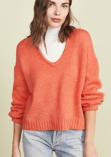 Madewell Balloon Sleeve Sweater
